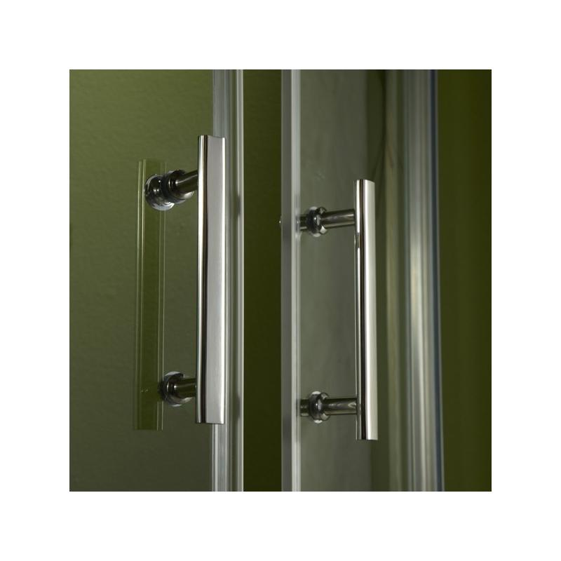 Vente porte de douche avec acces angle pas cher planete bain - Porte douche pas cher ...