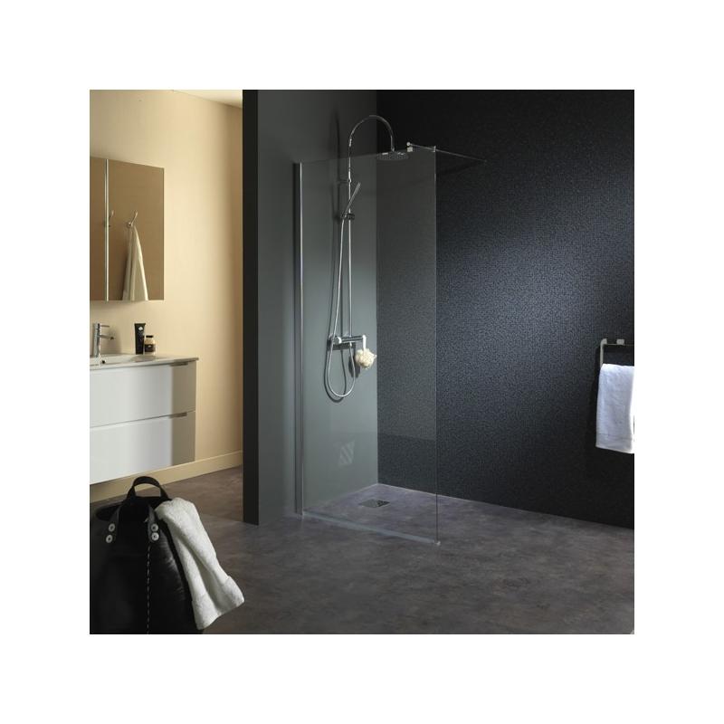 paroi pour douche fixe en verre parois pour douche. Black Bedroom Furniture Sets. Home Design Ideas