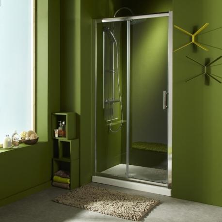 porte de douche declipsable portes pour douche planete. Black Bedroom Furniture Sets. Home Design Ideas