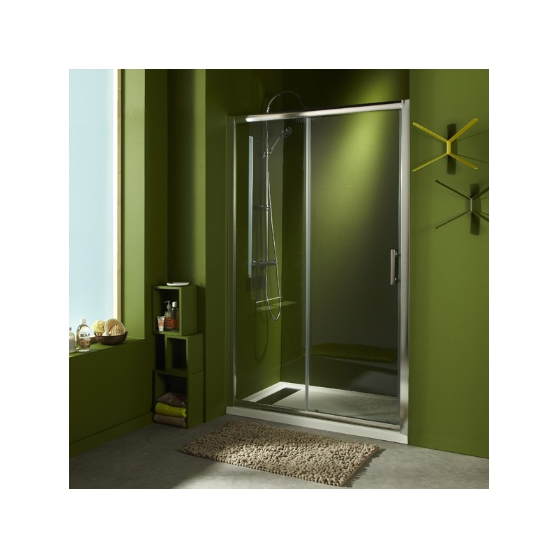 porte de douche en verre portes pour douche style moderne planete bain. Black Bedroom Furniture Sets. Home Design Ideas