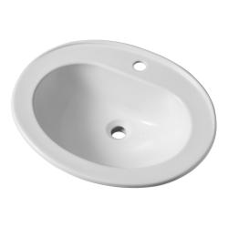 Vasque Encastrable Salle De Bain Pas Cher Ovale Rectangulaire