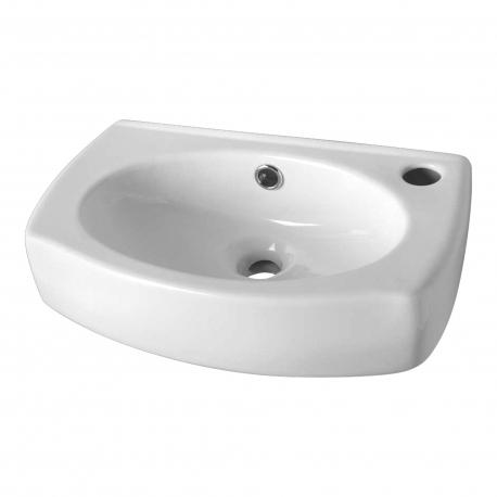Petit lave mains à suspendre en céramique