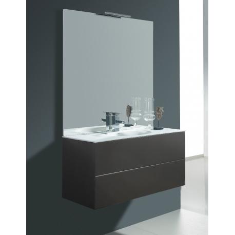 meuble pour salle de bain meubles a suspendre taupe planete bain. Black Bedroom Furniture Sets. Home Design Ideas