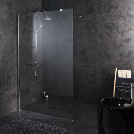 paroi pour douche parois douche avec effet miroir. Black Bedroom Furniture Sets. Home Design Ideas