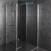 Parois de douche pas cher vente portes douches verre planetebain - Paroi de douche italienne pas cher ...