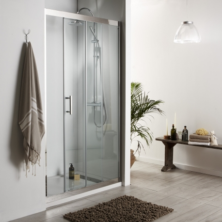 porte de douche en verre anticalcaire portes de douche haut de gamme. Black Bedroom Furniture Sets. Home Design Ideas