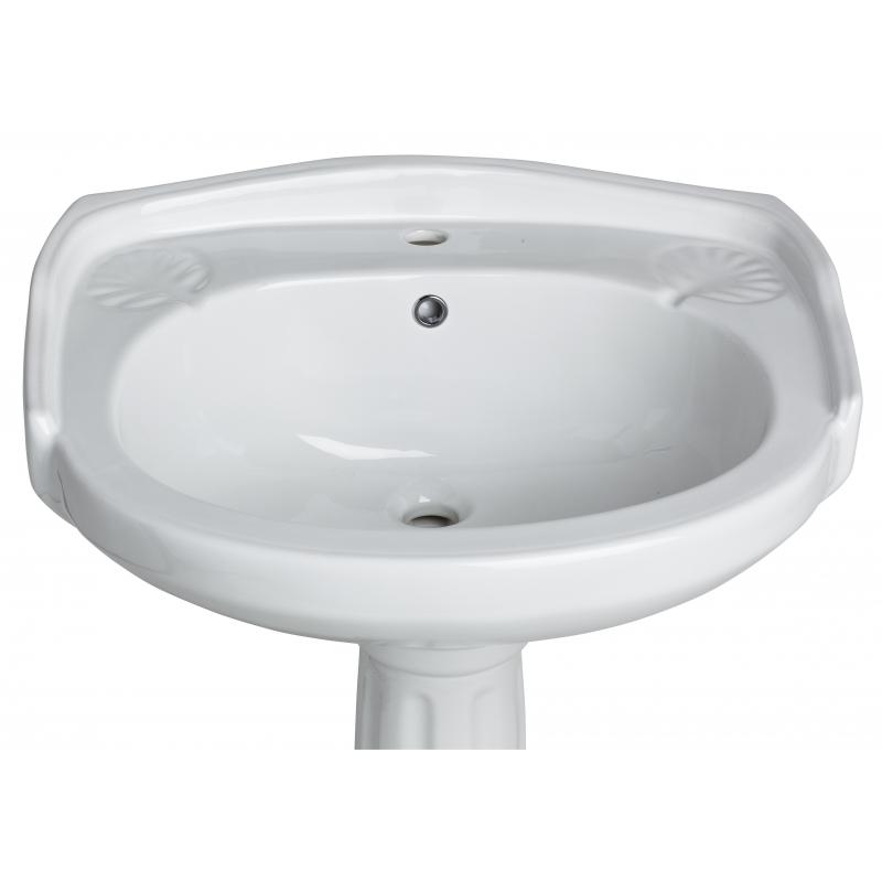 Lavabo avec colonne retro vente lavabos avec colonne planete bain - Lavabo retro sur colonne ...