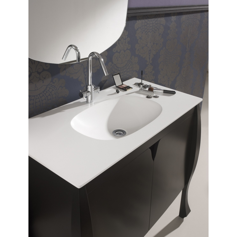 meuble salle de bain vasque meubles style retro planete bain. Black Bedroom Furniture Sets. Home Design Ideas