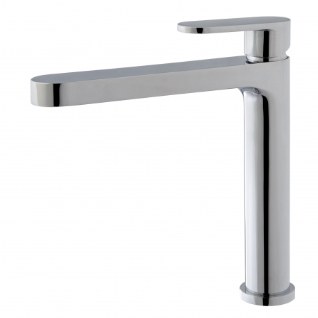 Mitigeur medium chrome Cortes