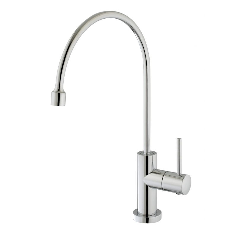 PLANETE BAIN OFFICIEL Robinet lave-mains haut chrome, Chr...