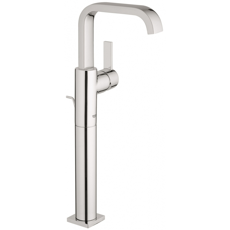 Mitigeurs haut vasque poser mitigeur allure grohe for Vasque grohe