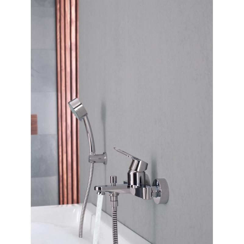 robinetterie baignoire grohe mitigeur de bain design 23341000. Black Bedroom Furniture Sets. Home Design Ideas