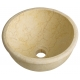 Vasque à poser bol en pierre
