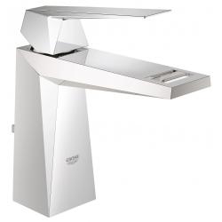 Mitigeur lavabo Allure brillant bec bas