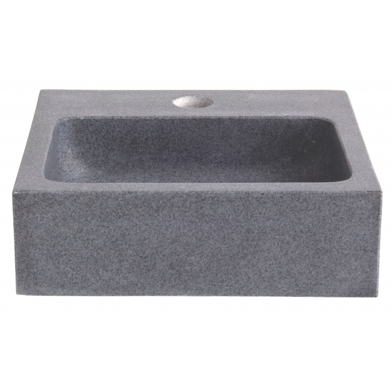 vente de lave mains lavabo rectangulaire en granit pas cher. Black Bedroom Furniture Sets. Home Design Ideas