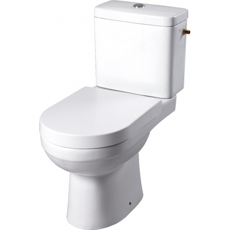 pack wc bidet en porcelaine blanche avec jet int gr 211018. Black Bedroom Furniture Sets. Home Design Ideas