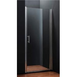 Porte de douche pivotante 80 cm