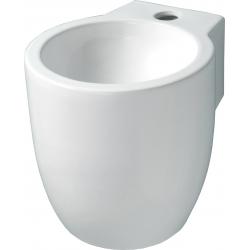 Totem lave mains à suspendre design