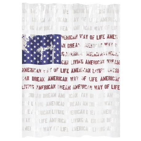 Rideau de douche USA