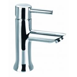 Mitigeur lave mains bec biseauté Alcazar - eau chaude/froide