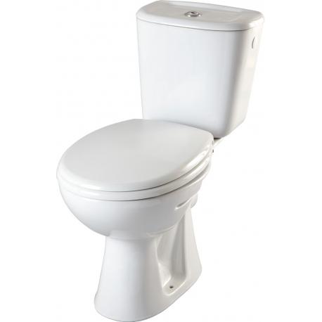 Pack wc à poser zolanta NF avec traitement hygiène +
