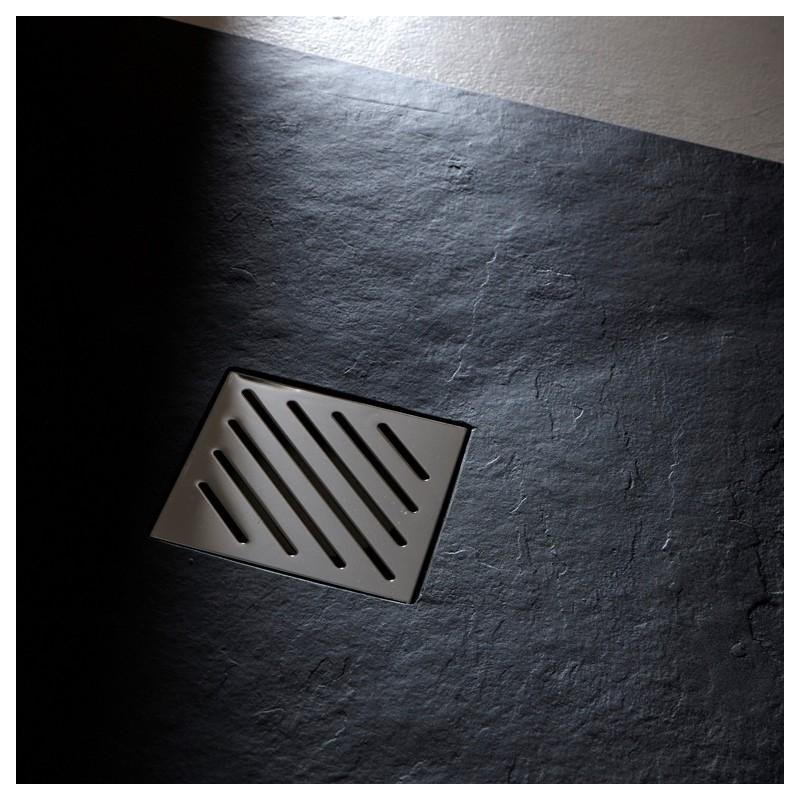receveur noir pour douche receveurs grande taille. Black Bedroom Furniture Sets. Home Design Ideas