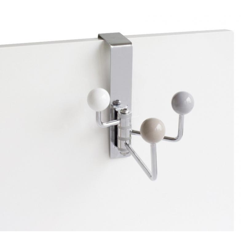 pat re 3 t tes pivotante suspendre votre porte. Black Bedroom Furniture Sets. Home Design Ideas