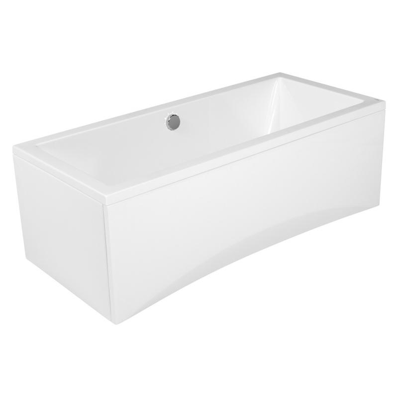 achat baignoire rectangulaire design pas cher en acrylique. Black Bedroom Furniture Sets. Home Design Ideas