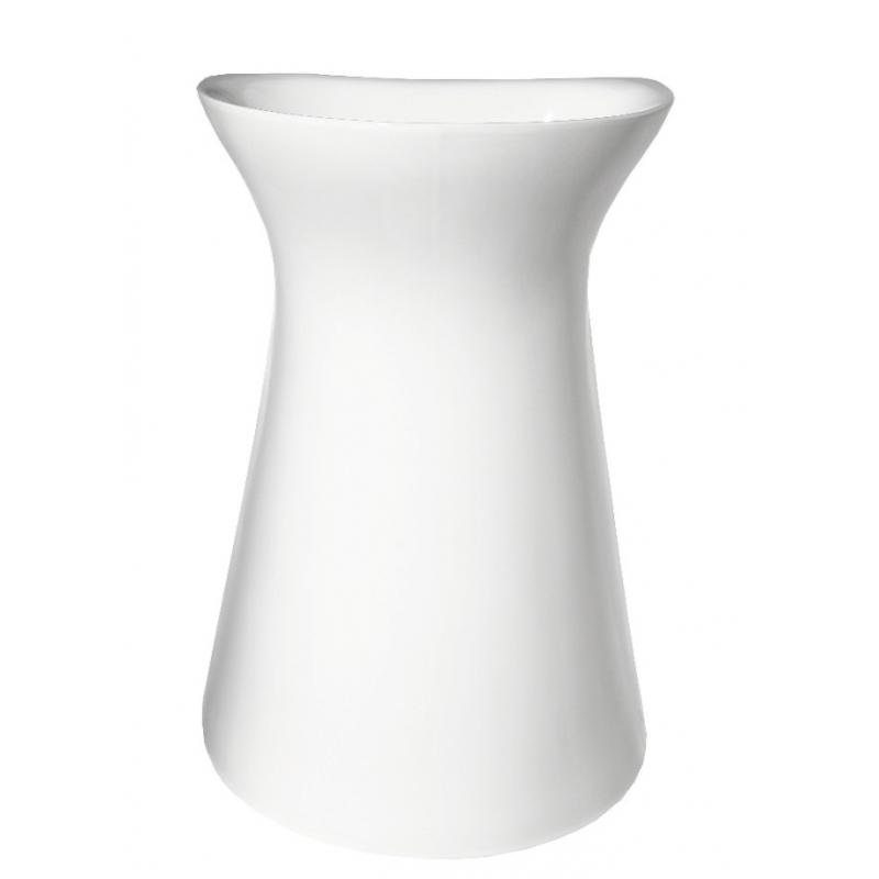 vente de totem en porcelaine blanche pas cher sur planete bain. Black Bedroom Furniture Sets. Home Design Ideas