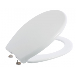 Abatant WC frein de chute blanc NF