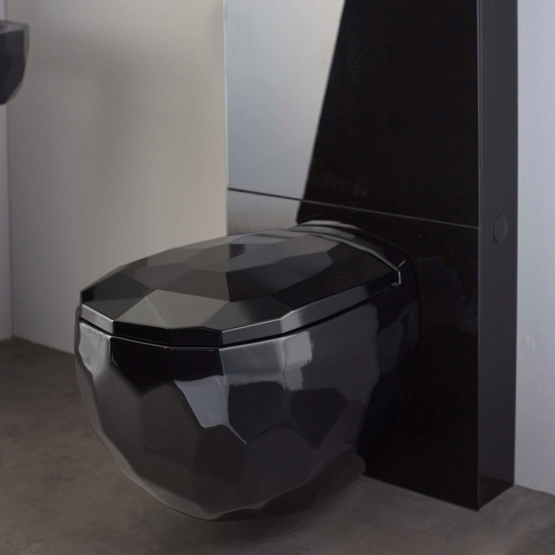 cuvette wc suspendu noir maison design. Black Bedroom Furniture Sets. Home Design Ideas