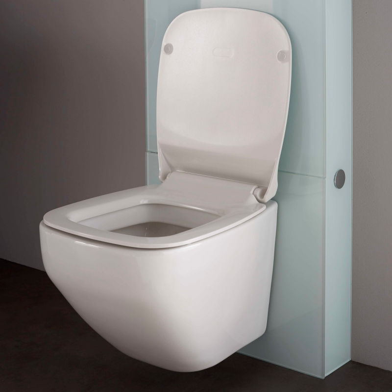Cuvette wc design moderne id e inspirante for Interieur wc suspendu