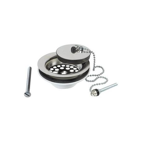 Bonde de vidage pour bac à laver diamétre 60 mm