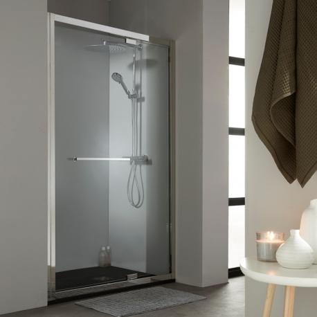achat de porte de douche tendance avec traitement anticalcaire. Black Bedroom Furniture Sets. Home Design Ideas