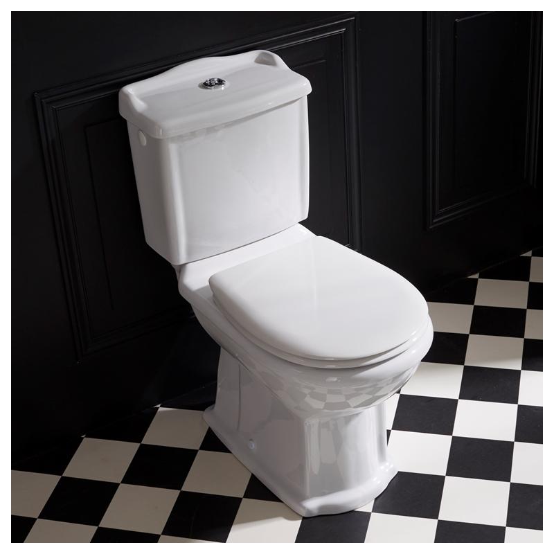 pack wc retro toilettes a poser en c ramique planete bain. Black Bedroom Furniture Sets. Home Design Ideas