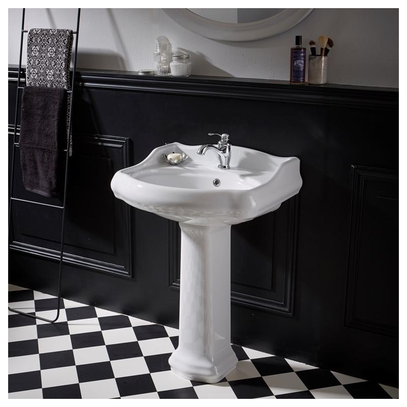 lave main colonne cheap gallery of lave mains victoria sur semi colonne blanc r f a avec m. Black Bedroom Furniture Sets. Home Design Ideas