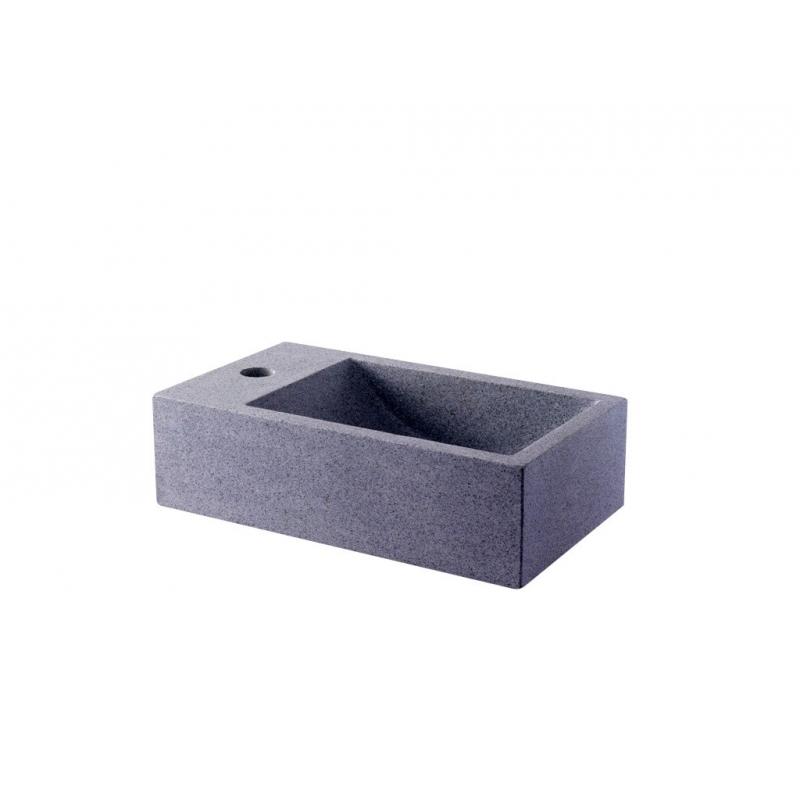 laves mains pierre grise lave main coloris ardoise planete bain. Black Bedroom Furniture Sets. Home Design Ideas