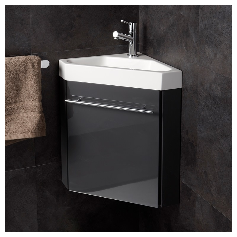 lave main d 39 angle wc avec meuble pas cher planetebain. Black Bedroom Furniture Sets. Home Design Ideas