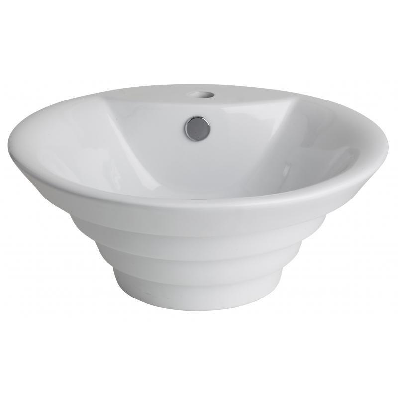 vasque poser conique vasques porcelaine pas cher. Black Bedroom Furniture Sets. Home Design Ideas