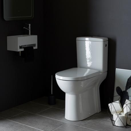 Pack WC à poser surélevé maxi confort sortie horizontale