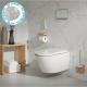 Wc japonnais -Cuvette wc lavante -séchante WC Clean