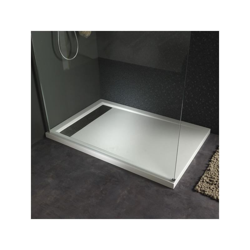 Receveur extra plat 90x120 tr s moderne pour votre salle de bain - Bac a douche extra plat 90x120 ...