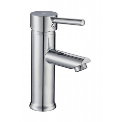 MITIGEUR LAVABO DECO CHROME