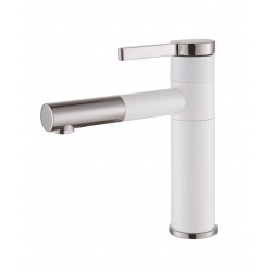 MITIGEUR LAVABO ULTRATE BLANC