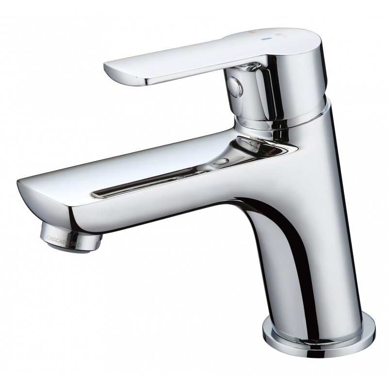 PLANETE BAIN OFFICIEL Mitigeur de lavabo Incli, Chrome SP...