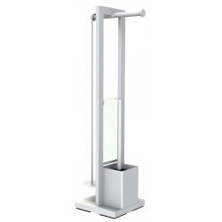 VALET WC LOFT GAME BLANC