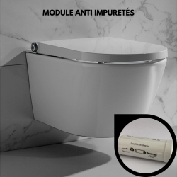 FILTRE ANTI IMPURETE WC CLEAN