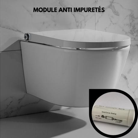 FILTRE ANTI IMPURETE WC CLEAN