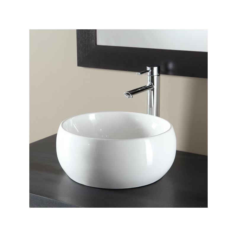 Vasque porcelaine ou ceramique 28 images vasque ronde for Lavabo porcelaine ou ceramique