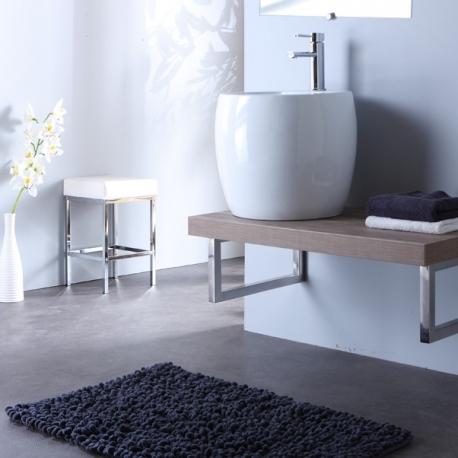 Plan de toilette et vasque - Vasques en céramique sur Planete Bain